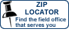 Zip Locator - Find the district office that serves you